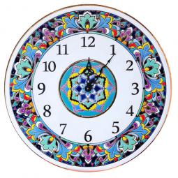 Декоративные настенные часы 40 см РусАрт \ Ч-4003