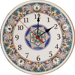 Декоративные настенные часы 40 см РусАрт \ Ч-4005