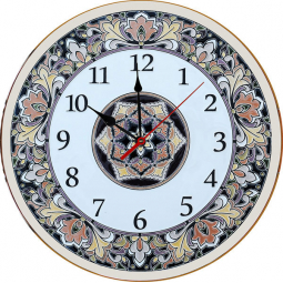 Декоративные настенные часы 40 см РусАрт \ Ч-4006