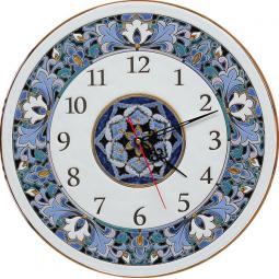 Декоративные настенные часы 40 см РусАрт \ Ч-4008