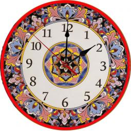 Декоративные настенные часы 40 см РусАрт \ Ч-4009