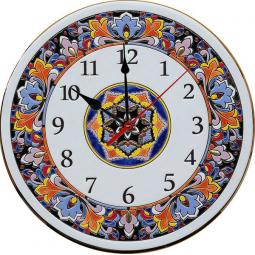 Декоративные настенные часы 40 см РусАрт \ Ч-4010
