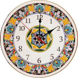 Декоративные настенные часы 40 см РусАрт \ Ч-4011