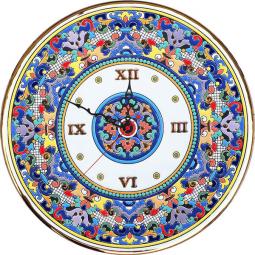 Декоративные настенные часы 40 см РусАрт \ Ч-4012