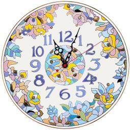 Декоративные настенные часы 40 см РусАрт \ Ч-4021