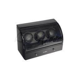 Шкатулка с автоподзаводом для 3 часов Luxewood \ LW323-11