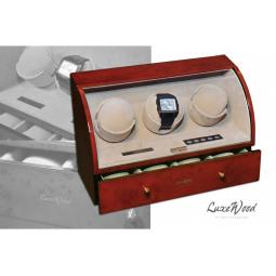 Шкатулка с автоподзаводом для 3 часов Luxewood \ LW323-3