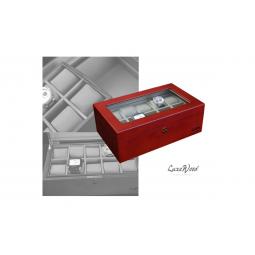 Шкатулка для 10 часов Luxewood \ LW801-10-2