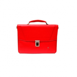 Портфель женский Tonino Lamborghini Collection Sport Elegance Red 38x28x9 cm \ TL CA88003-02