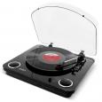 Виниловый проигрыватель ION Audio MAX LP Black \ IONmaxbk