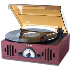 Виниловый проигрыватель ION Audio TRIO LP с радио \ IONtrio