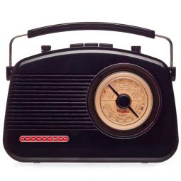 Радиоприемник-ретро Playbox Budapest \  PB-13-BK