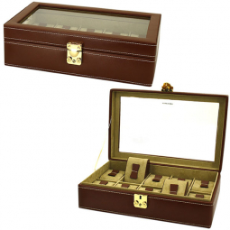 Шкатулка для хранения 10 наручных часов Champ Collection Cordoba \ 26215-3