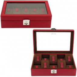 Шкатулка для хранения 10 наручных часов Champ Collection Cordoba \ 26215-4