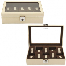 Шкатулка для хранения 10 наручных часов Champ Collection Cordoba \ 26215-8