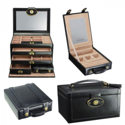 Шкатулка для хранения украшений и аксессуаров LC Designs Dulwich Designs \ 71011