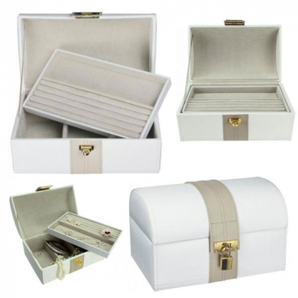 Шкатулка в форме сундучка для хранения колец и др. аксессуаров LC Designs Dulwich Designs \ 71029