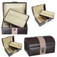 Шкатулка в форме сундучка для хранения колец и др. аксессуаров LC Designs Dulwich Designs \ 71030