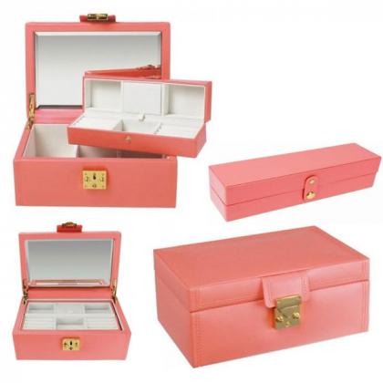 Шкатулка для хранения украшений и аксессуаров LC Designs Dulwich Designs с дорожным футляром \ 71046