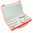 Плоский бокс для драгоценностей и аксессуаров LC Designs Dulwich Designs \ 71054