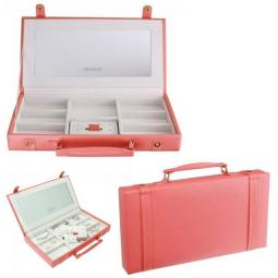 Плоский бокс для драгоценностей и аксессуаров LC Designs Dulwich Designs \ 71058