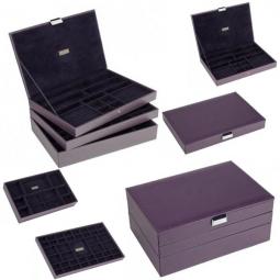 Шкатулка для хранения украшений и аксессуаров LC Designs Stackers \ 73129