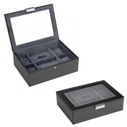 Шкатулка для хранения 8 часов или браслетов LC Designs Stackers \ 73223