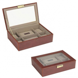 Шкатулка для хранения 8 часов или браслетов LC Designs Stackers \ 73232