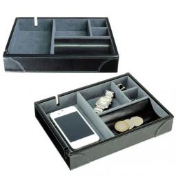 Открытый бокс для бумажника, запонок и аксессуаров LC Designs Dulwich Heritage \ 70864