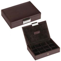 Универсальная шкатулка для хранения запонок и аксессуаров LC Designs Stackers -men \ 73180