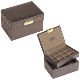 Универсальная шкатулка для хранения запонок и аксессуаров LC Designs Stackers \ 73191