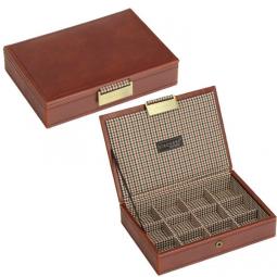 Универсальная шкатулка для хранения запонок и аксессуаров LC Designs Stackers \ 73196