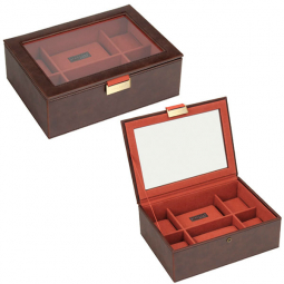 Шкатулка для хранения часов LC Designs Stackers \ 73244