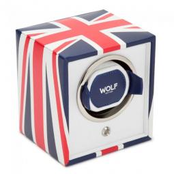 Бокс с автоподзаводом для 1 часов Wolf British Navigator Cub  \ 462404