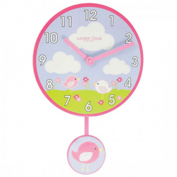 Настенные часы с маятником London Clock Classic \ 2123