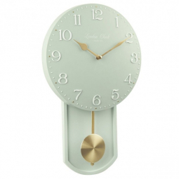 Настенные часы с маятником London Clock Heritage \ 2124