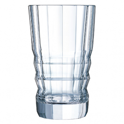 Хрустальная ваза 27 см Architecte Cristal d'Arques Paris \ L8149