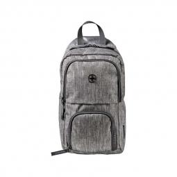 Рюкзак на одно плечо серый WENGER \ 605029