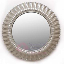 Настенное зеркало слоновая кость GALAXY \ AYN-715 P