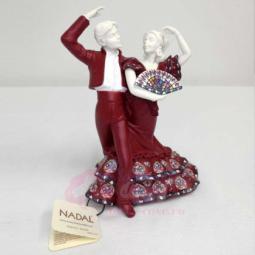 Статуэтка Nadal Baile flamenco (Танцоры фламенко) \ 763606