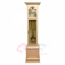 Напольные механические белые прямоугольные часы SARS \ 2075a-451 Ivory
