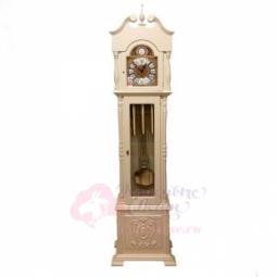 Напольные механические прямоугольные часы слоновая кость SARS \ 2088-451 Ivory