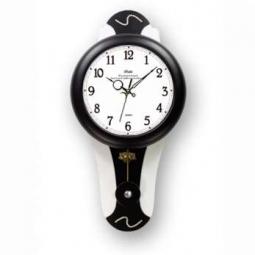 Часы настенные с маятником Castita 301 BK