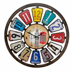Настенные большие часы GALAXY 732-6