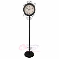 Напольные декоративные часы GALAXY AYP-810-6 Black