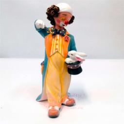 """Статуэтка клоуна Nadal 726432 """"Магия из моей шляпы"""""""
