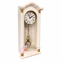 Настенные кварцевые часы SARS 8535-15 White