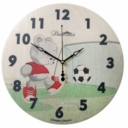 Настенные часы Династия 02-026 Футбол