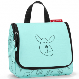 Сумка-органайзер детская 18.5 см Toiletbag S cats and dogs Reisenthel \ IO4062