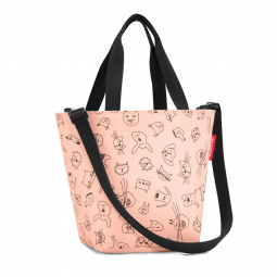 Сумка детская Shopper XS 31 см Cats and dogs Reisenthel \ IK3064